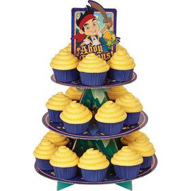 Jake and the Neverland Pirates Cupcake Treat Stand (Each)