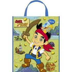 Jake and the Neverland Pirates Party Tote Bag (Each)