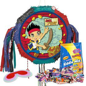 Jake and the Neverland Pirates Pinata Kit (Each)