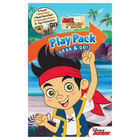Jake And The Neverland Pirates Playpack Activity Set (Each)