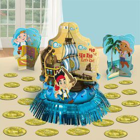 Jake and the Neverland Pirates Table Decorating Kit (Each)