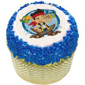"Jake & the Never Land Pirates 2"" Edible Cupcake Topper (12 Images)"