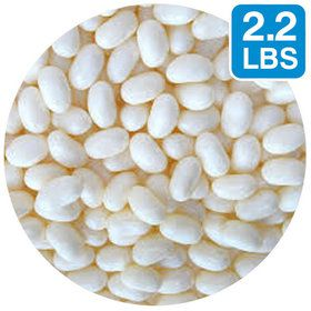 Jelly Beans: White Coconut (2.2lbs Bag)