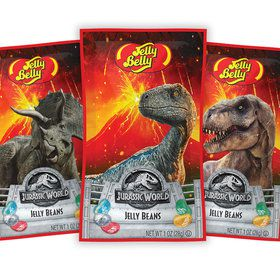 Jelly Belly Jurassic World Jelly Beans 1oz Bag (1)