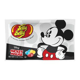 Jelly Belly Mickey Mouse Jelly Beans 1 oz Bag (Each)