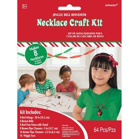 Jinglebell Reindeer Craft Kit