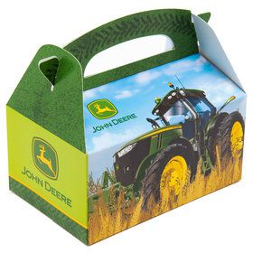 John Deere Favor Boxes - Set of 4