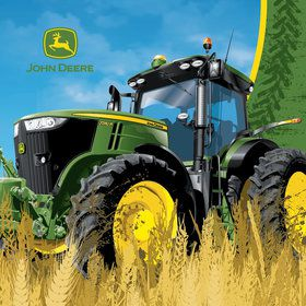 John Deere Lunch Napkin (16)