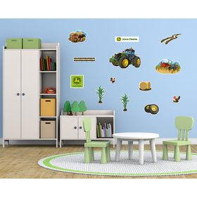 John Deere Small Wall Decal