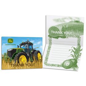 John Deere Thank You Notes (8)
