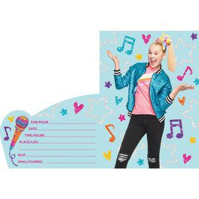 JoJo Siwa Invitations