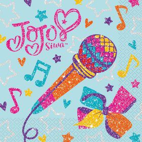 JoJo Siwa Lunch Napkins (16)