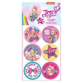 JoJo Siwa Sticker Sheets (4)