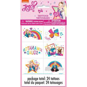 JoJo Siwa Tattoos