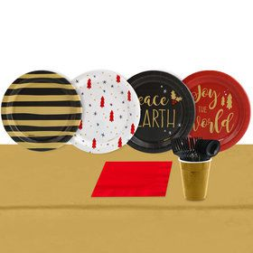 Joy To The World 32 Guest Appetizer Pack