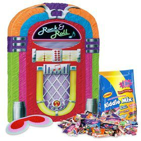 Jukebox Rock & Roll Pinata Kit (Each)