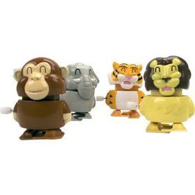 Jungle Animal Wind-up (each)