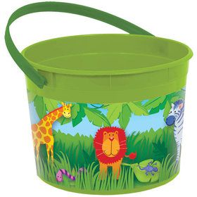 Jungle Friends Favor Container (Each)