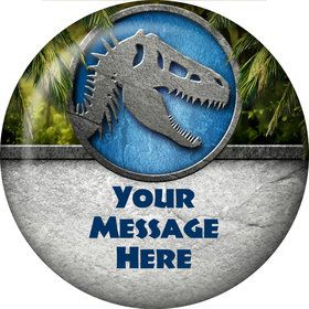 Jurassic Personalized Magnet (Each)
