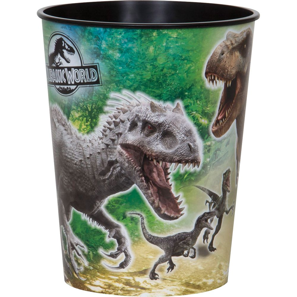 Jurassic World 16Oz Party Cup BB48327