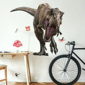 Jurassic World 2 T-REX Giant Peel & Stick Decals