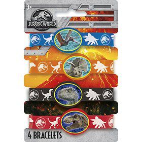 Jurassic World: Fallen Kingdom Bracelet Favors (4)