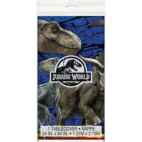 Jurassic World: Fallen Kingdom Plastic Table Cover (1)