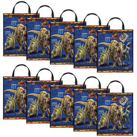 Jurassic World: Fallen Kingdom Tote Bag Set (10)