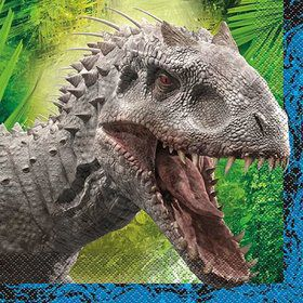 Jurassic World Luncheon Napkins (16 Pack)
