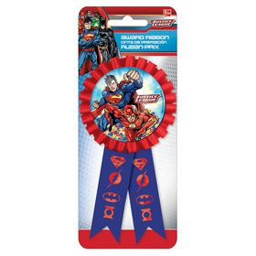 Justice League Award Ribbon (Each)
