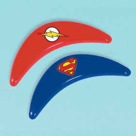 Justice League Boomerang Favor (Each)