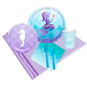 Mermaids Under the Sea Party Pack (32)