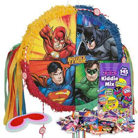 Justice League Drum Pinata Kit