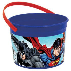 Justice League Favor Container (Each)