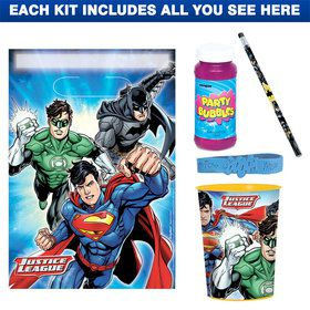 Justice League Favor Kit (Each)