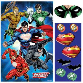 Justice League Party Game (Each)