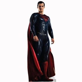 Justice League Superman Cardboard Standee