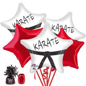 Karate Party Balloon Kit