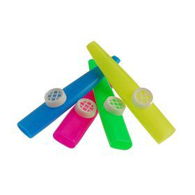 "Kazoo 5"" Favors (12 Pack)"