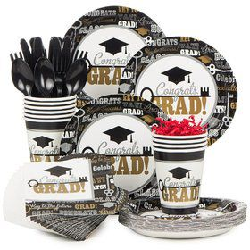 Key to Success Standard Tableware Kit (Serves 50)