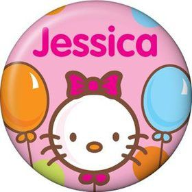 Kitty Personalized Mini Magnet (each)