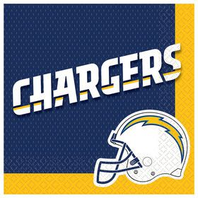 LA Chargers NFL Lunch Napkin (16)