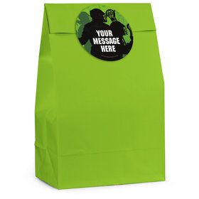Lacrosse Personalized Favor Bag (12 Pack)
