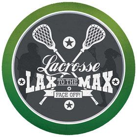 Lacrosse Sticker Decal (Each)
