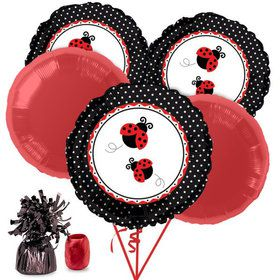 Ladybug Party Balloon Kit