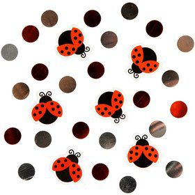Ladybug Party Confetti (each)