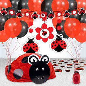 Ladybug Party Decoration Kit