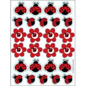 Ladybug Party Stickers (4-pack)