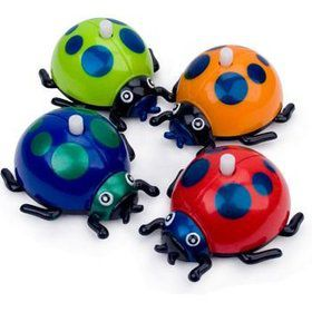 Ladybug Wind-up (each)