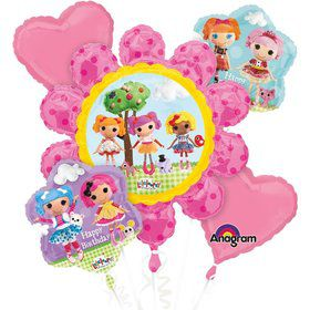 Lalaloopsy Balloon Bouquet (Each)